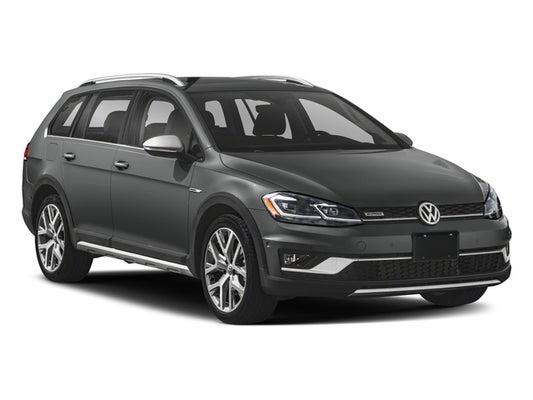 Herzog Meier Volvo >> 2018 Volkswagen Golf Alltrack TSI SEL 4Motion Beaverton OR | Portland Hillsboro Tigard Oregon ...