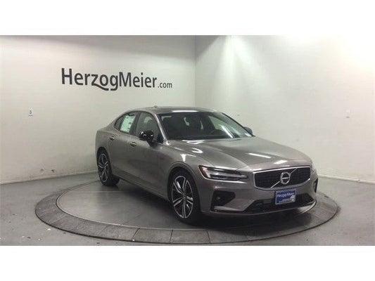 2019 Volvo S60 T5 R Design